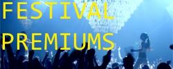 Festival Premiums & Gadgets