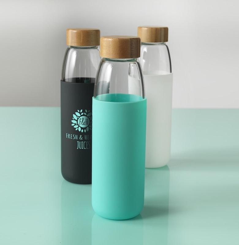 Eco drinkflessen en bekers