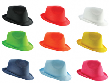 Maffia hoed goedkoop bedrukken