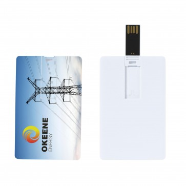 Credit Card USB Stick 4Gb
