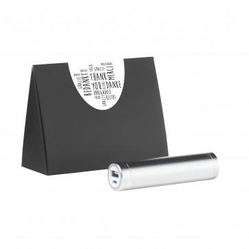 Powerbank in geschenkverpakking: Powerbank Gift Set