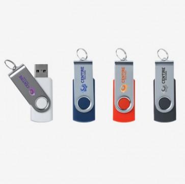Twister USB Stick bedrukken 2Gb
