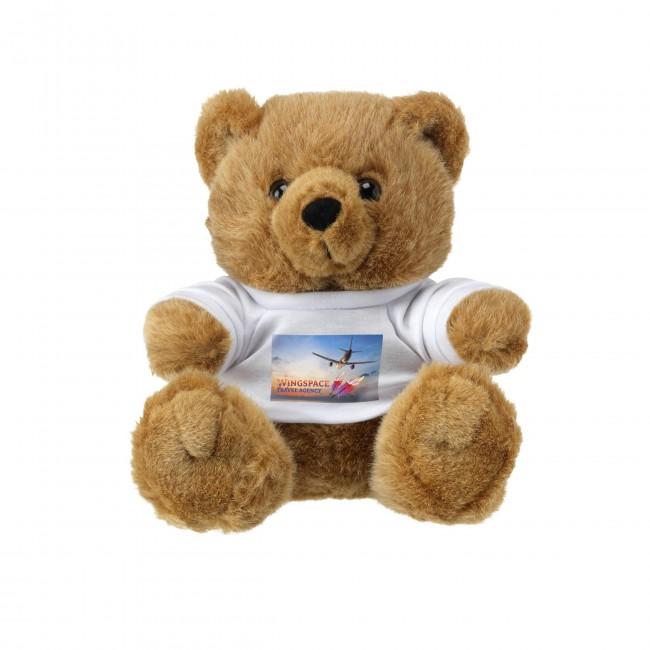 b1fa3f9329878a Knuffelbeer met bedrukt shirt ❤ Knuffelbeertjes bedrukken ❤ Vanaf ...