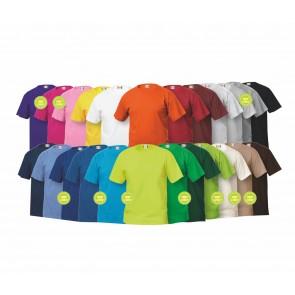 Basic T-Shirt Bedrukken - Goedkoop Clique T-Shirt bedrukken