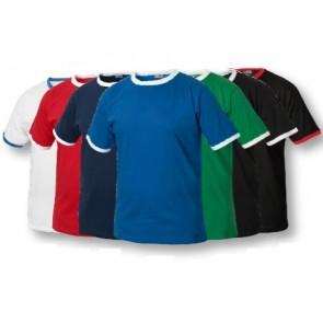 Nome contrast T-shirt  - Contrast T-shirt met elastane