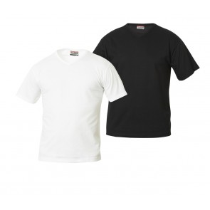 V-Neck Fashion T shirt - Clique shirt met v-hals bedrukken.