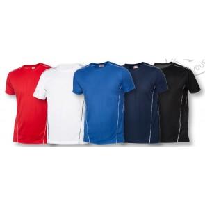 Clique Sportshirts bedrukken met logo.