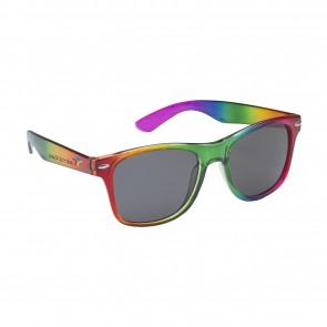 zonnebril regenboog