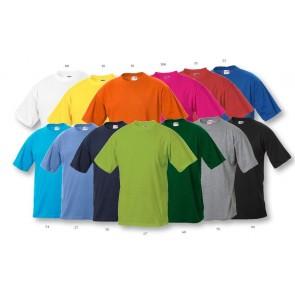 Goedkope shirts in kindermaten bedrukken.