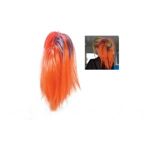 oranje knot hairextension