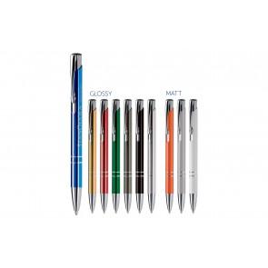 Balpen Alicante: Pennen met inscriptie van uw tekst of logo