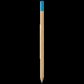 potlood met lichtblauwe top