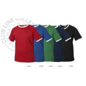kindershirts goedkoop bedrukken - twee-kleurige Nome Kindershirts bedrukken
