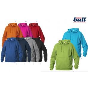 Capuchontrui voor kinderen goedkoop. 021060 - Texas Bull Hoodie Kids