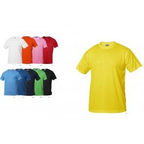 Clique Ice-t sportshirt bedrukken - Sportshirts goedkoop bedrukken als teamkleding.