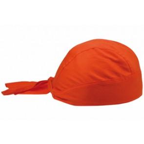oranje bandana's bedrukken