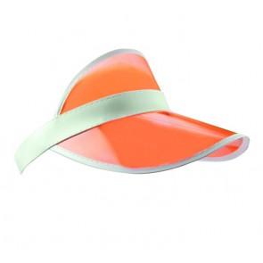 Oranje Zonnekleppen bedrukken