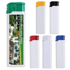 Aanstekers full-color bedrukken goedkoop middels digitale print - Aansteker in Full Colour bedrukken