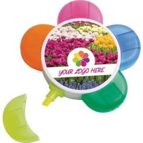 bloem markeerstiften bedrukken