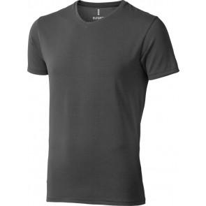 Organic T-shirt V hals heren