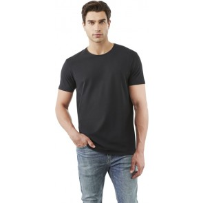 Organic T-shirt ronde hals heren
