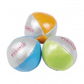 jongleersets met logo opdruk