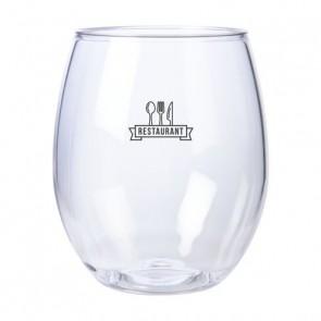 Kunststof Waterglas Ruby