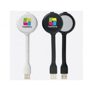 USB HUB leeslampje bedrukken