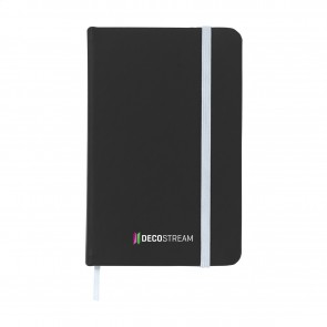 Zwart A6 Notitieboekje
