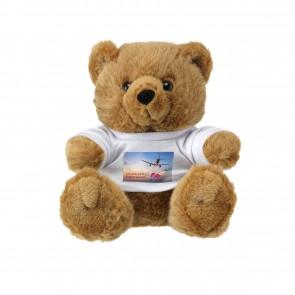 Grote beer met T-shirt bedrukken