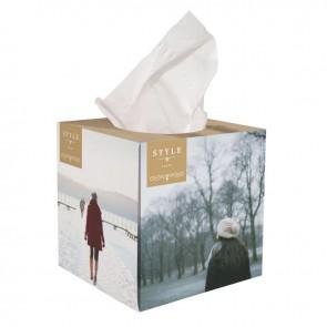 Tissue box large