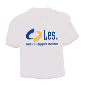 mintdispenser t-shirt met logo