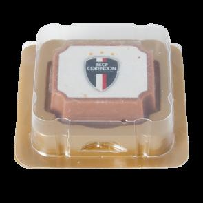 logo bonbon melk chocolade