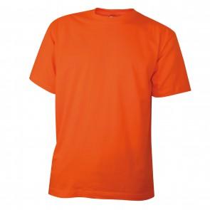 budget oranje T-shirts bedrukken
