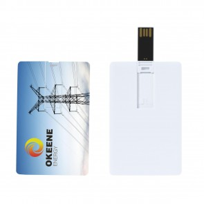 Credit Card USB Stick 1Gb