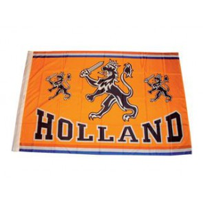 Holland vlaggen
