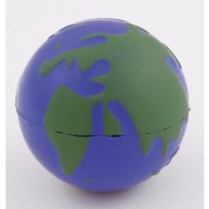 anti-stres bal wereldbol