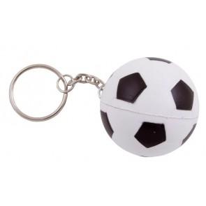 anti stress sleutelhanger voetbal
