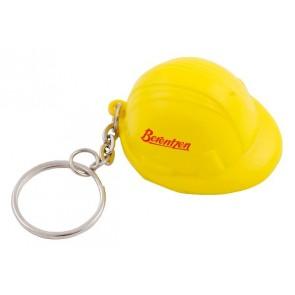 Bouwhelm sleutelhangers