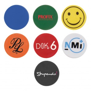 Goedkope magneten bedrukken met opdruk van uw logo of tekst