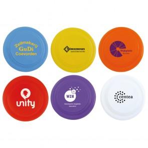 Kleine Frisbees bedrukken met uw eigen tekst of logo