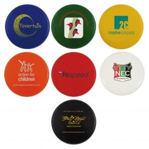 Frisbee bedrukken met uw eigen tekst of logo