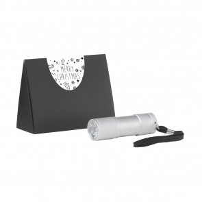 LED Zaklamp in geschenkverpakking: StarLED Gift Set