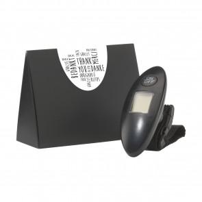 Bagageweegschaal in geschenkverpakking: Travel Gift Set