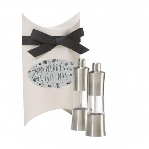 Peper en zoutstel in geschenkverpakking: Peper & Zout Gift Set