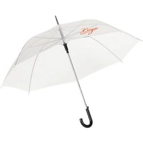 Transparante paraplu's