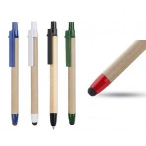 Gerecycled kartonnen touch pen
