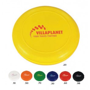 Full-colour frisbees bedrukken goedkoop