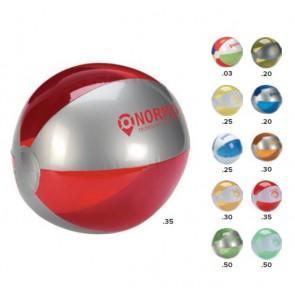 Strandballen bedrukken goedkoop