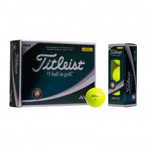 Golfbal AVX Titleist